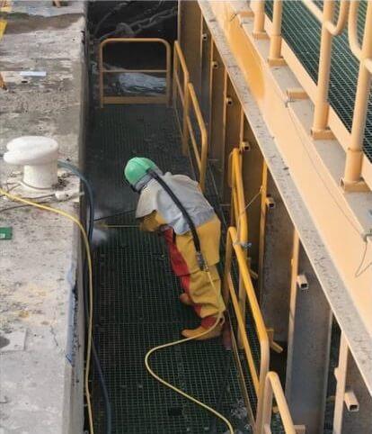 Swanson Dock East | Rehabilitation Project | Port of Melbourne