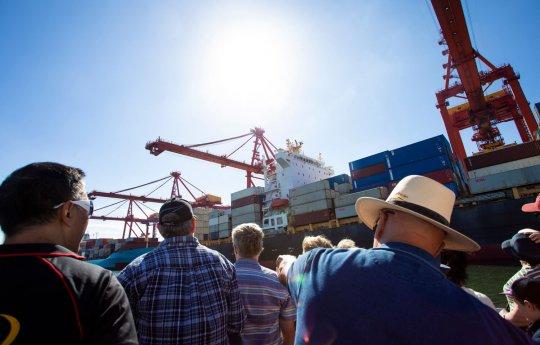 Port of Melbourne - Australia's Best Connected Port