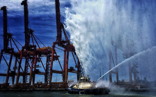 New home for tugs - Port of Melbourne