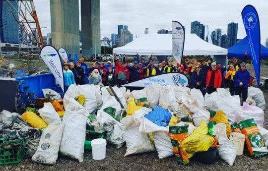 Ocean Crusaders Paddle Against Plastic