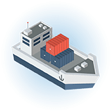 carrying vessel icon